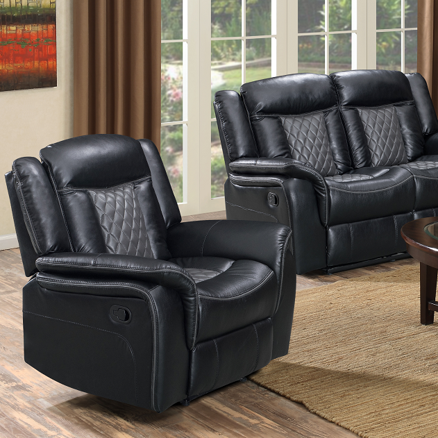 2021 living room brown leather sofa set furniturereclining sofa with competive price