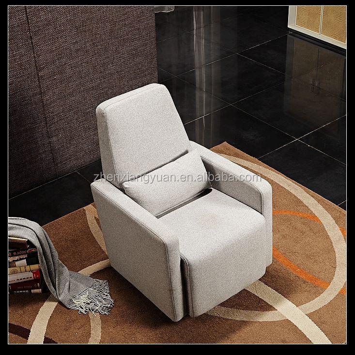 Baby Relax Nursery Microfiber Swivel Glider Chair And Free Lumbar