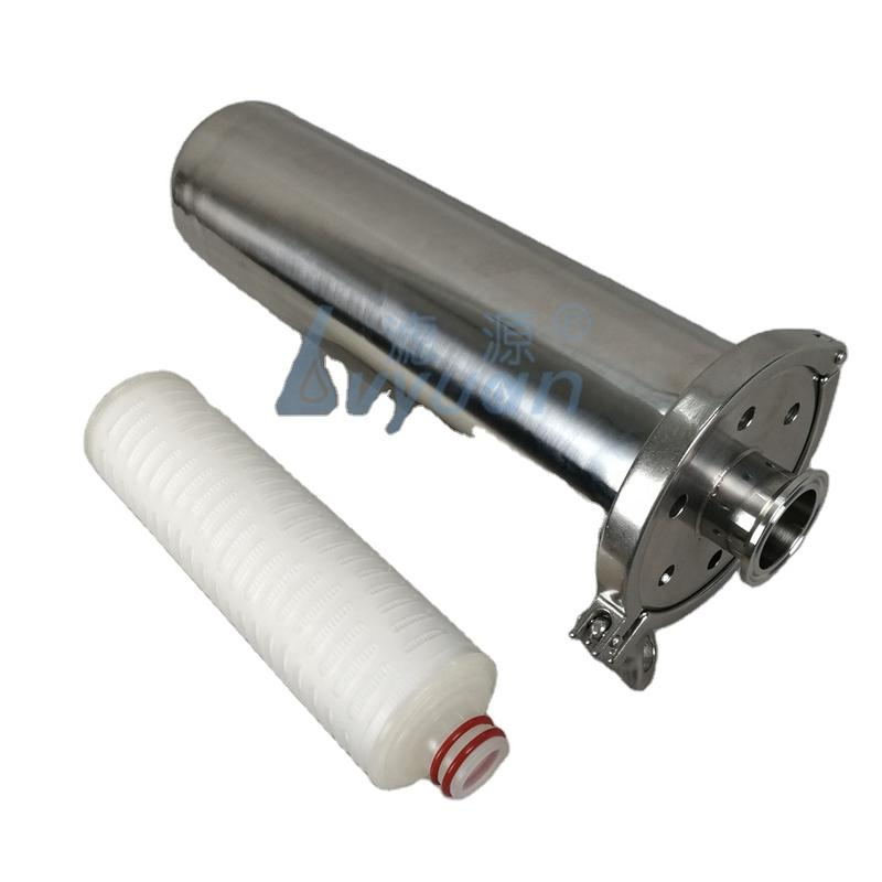 Air Sterile Stainless Steel PTFE vent filter Housing for Gas Filtration