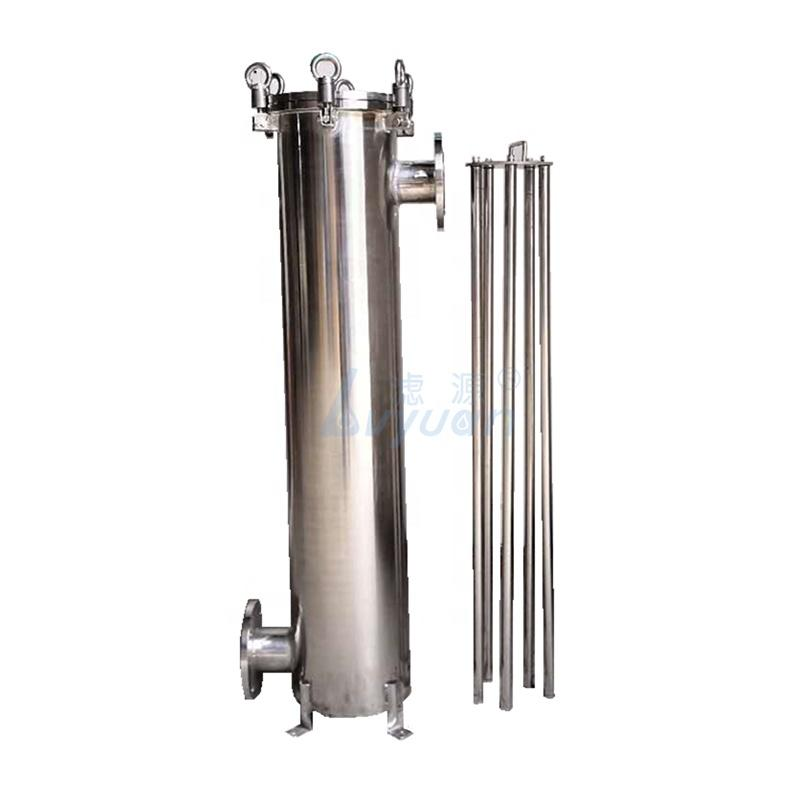 Custom High Intensity Gauss Industrial Water Treatment Magnets Filtration Stainless Steel Housing Magnetic boiler oil Filter
