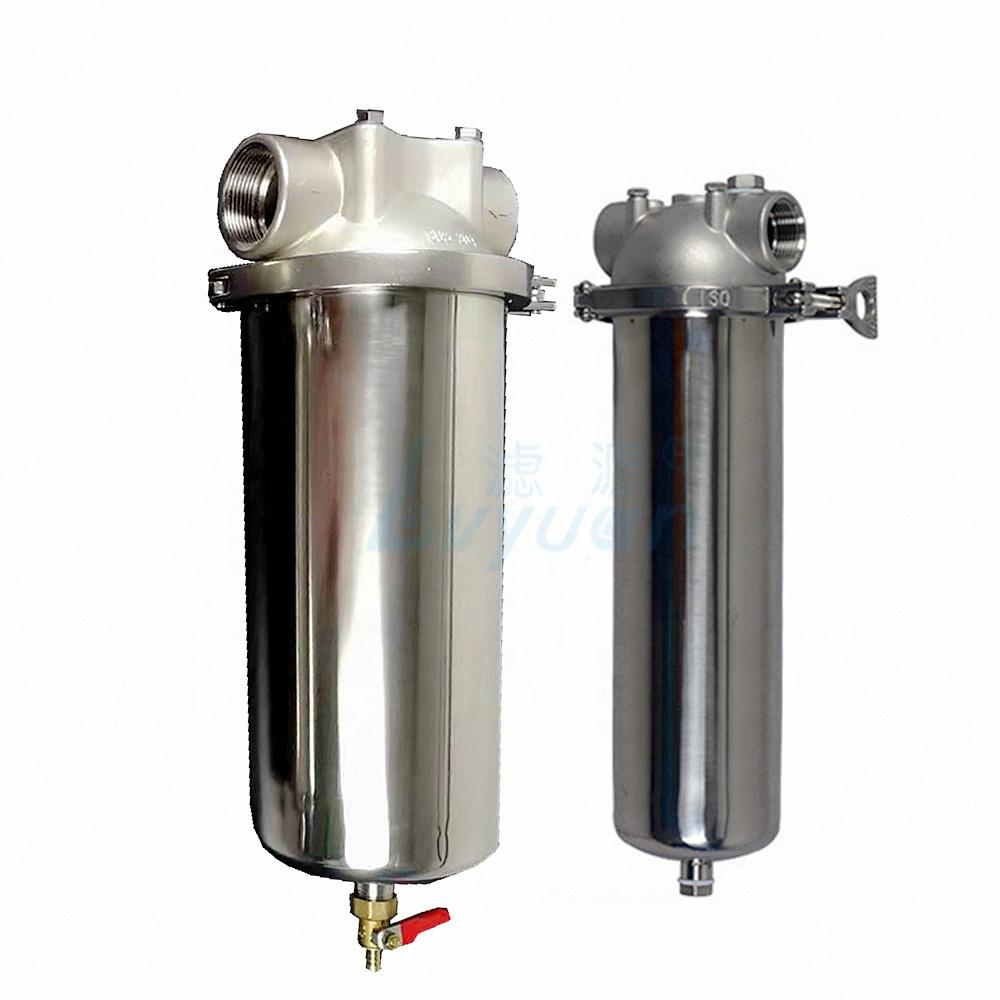 jumbo housing system water filter stainless steel housing filter 10 inch