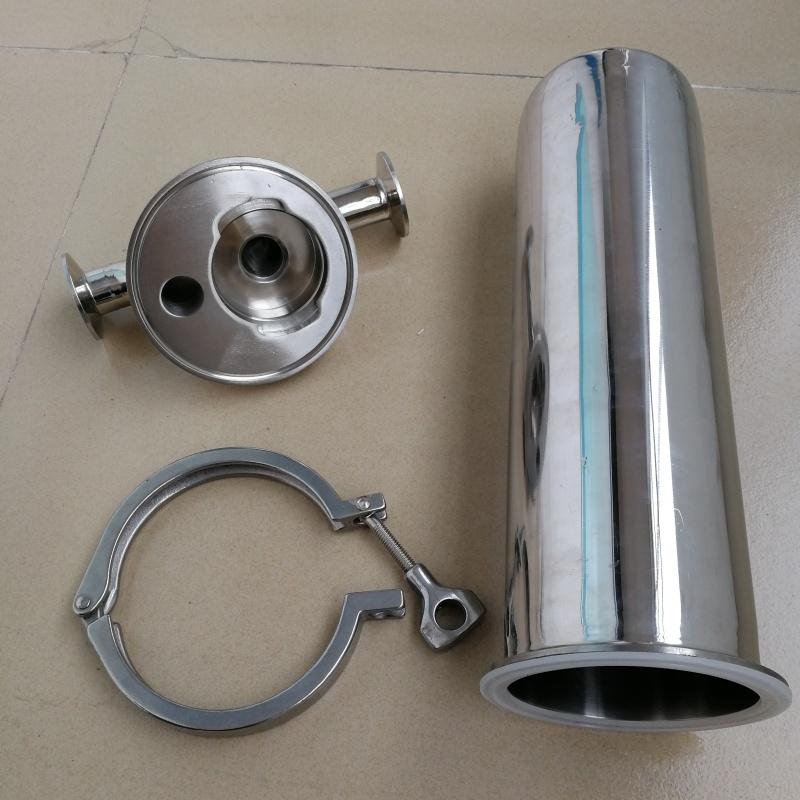 10 20 30 inch stainless steel housing filter for DOE Code 0 3 7 8 micron Cartridge holder