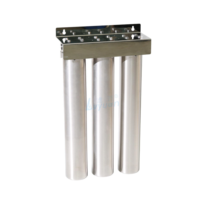 20'' filter housing 10 inch filtros agua acero inox 30 40 inches carcasa de filtro de agua