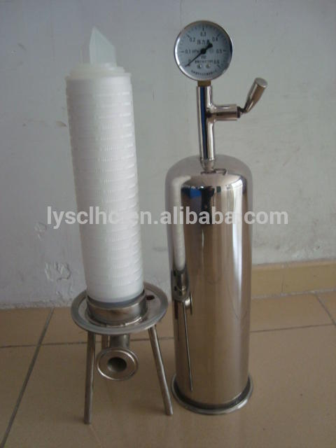 Stainless Steel High pressure 10