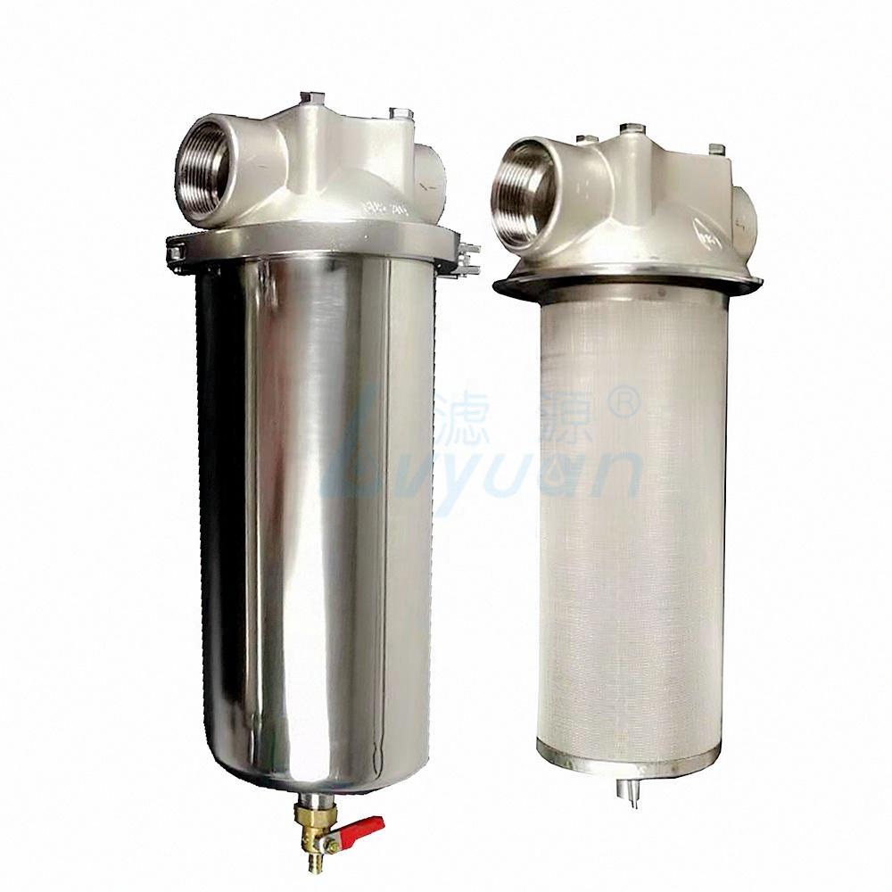 water filter system jumbo filter housing stainless steel water filter housing