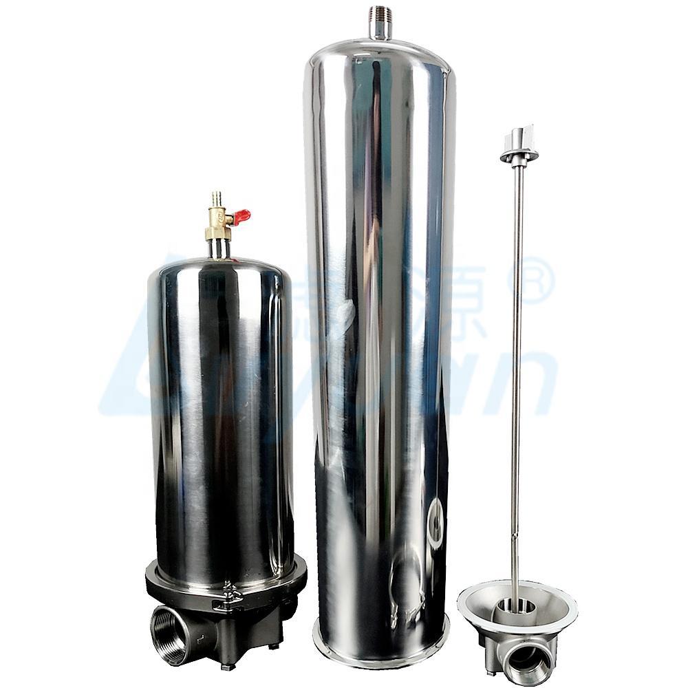 Jumbo water filter housing water filter cartridge ss304 316L material for water purifier