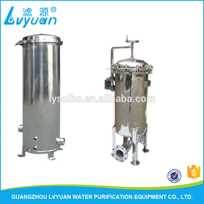 housing stainless steel/water oil seperation