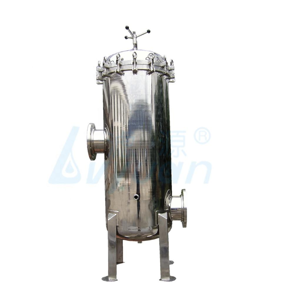 Industrial water filter housing 10 20 30 40 inches stainless filter housing