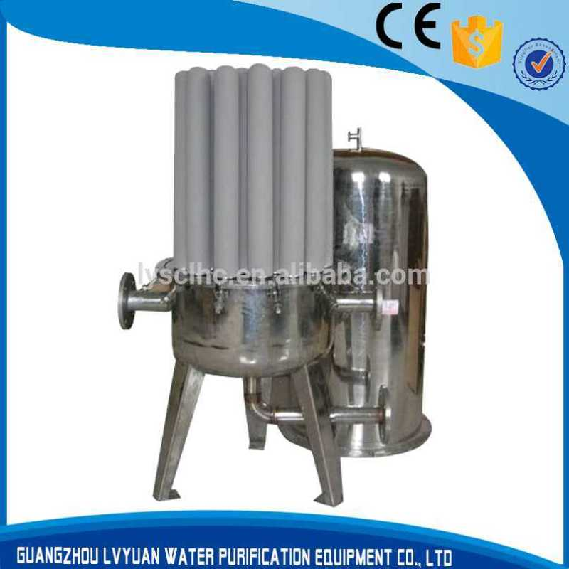 Good quality stainless filter tank housing for Titan water cartridge