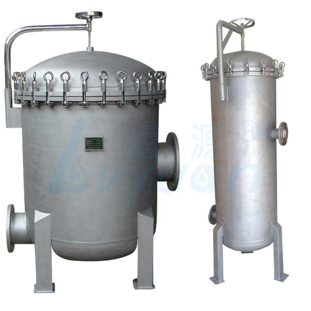 10'' stainless steel high flow filter housings high pressure filter housing for water treatment