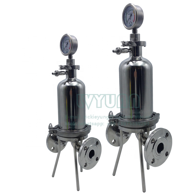 Water candle filter 222 226 code 10 inch single cartridge water filter housing for wine/juice/water purification treatment