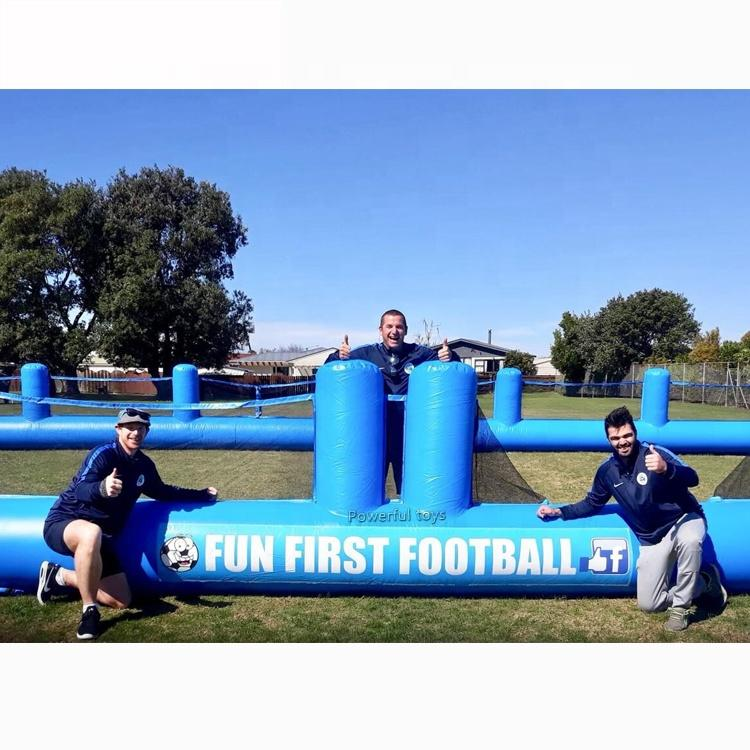 outdoor Inflatable football soccer fieldsoapy stadium