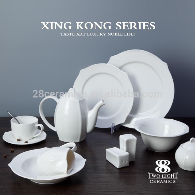 wholesale from china tableware restaurant turkish dinnerware set porcelain