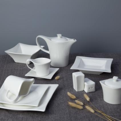 Tableware market in guangzhou hot sales wedding and events dinnerware sets wholesale grace designs ceramic dinnerware