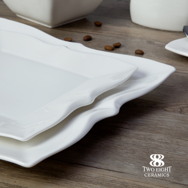 top choice design China porcelain tableware dinnerware set