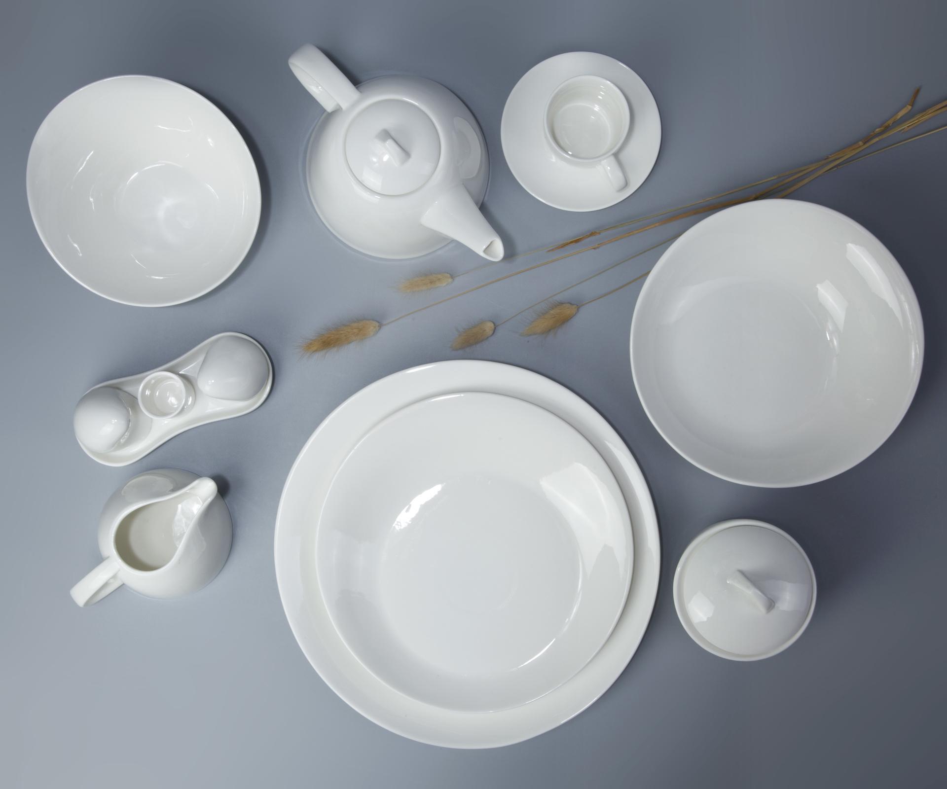 Hotel Tableware Supplierd Tableware Importer FDA,CIQ,CE Certificate Buffet Set Unique Dinnerware Sets