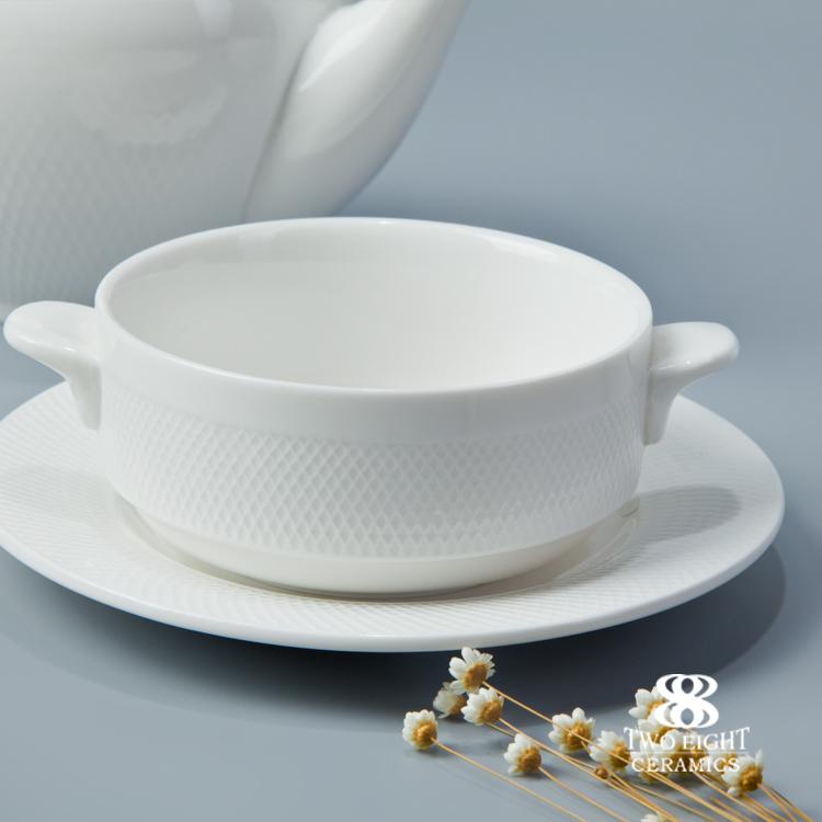 Cheap bulk dinner plates set, fine porcelain dinnerware set, fine porcelain dinner set