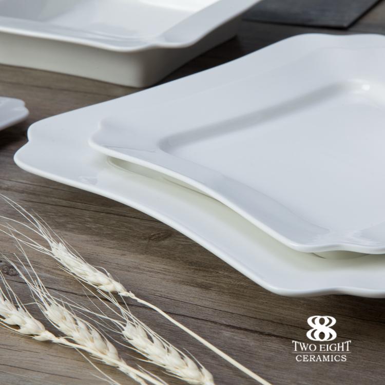 chaozhou porcelain factory wholesale cheap hotel crockery set