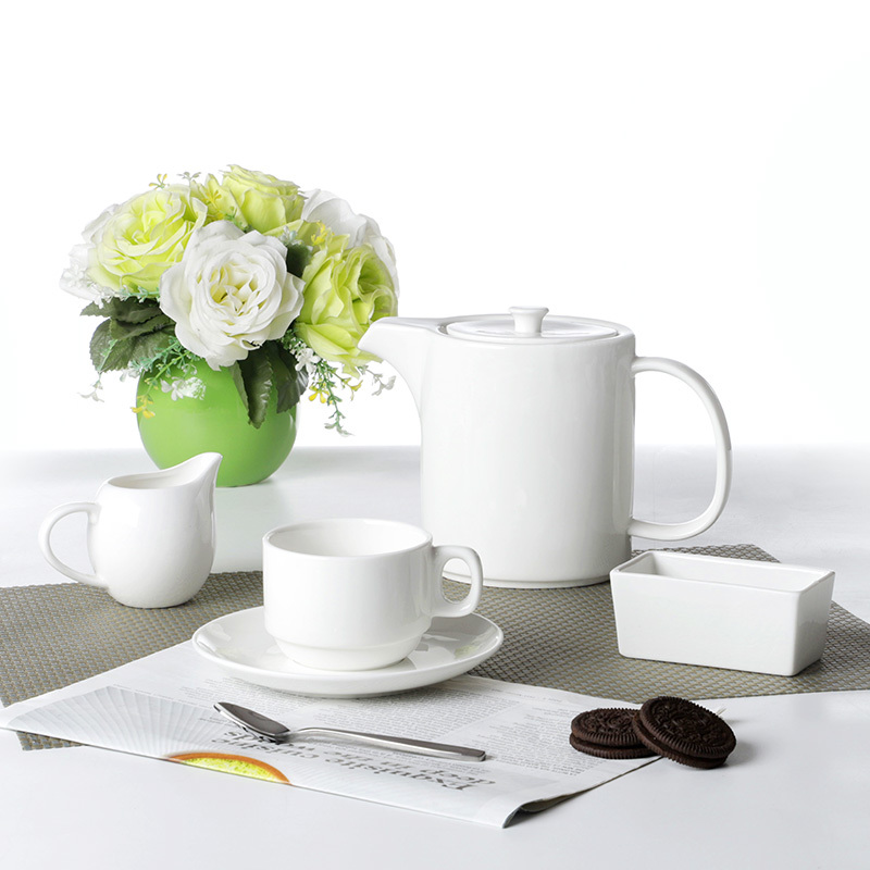Dishwasher SafeCatering Best Seller White Square Wholesale Dinnerware, Wedding&Event&Party Square Dinner Plate Sets