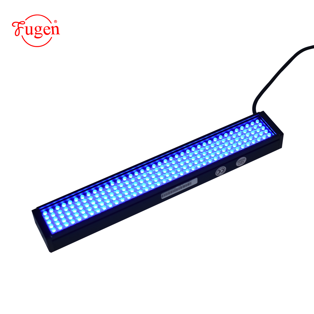 2019Manufacturer Supply best sale LED Bar Lighting Illumination for Cylindrical Surface Defect Inspection Emitting