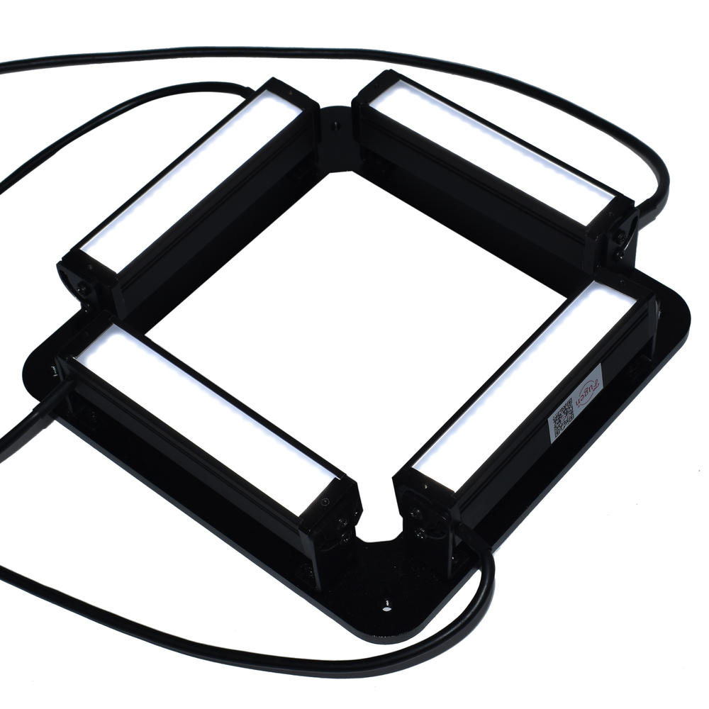 FG Smart Vision Light Professional LED Lamps Four Sides Combined Bar Machine Light For Testing