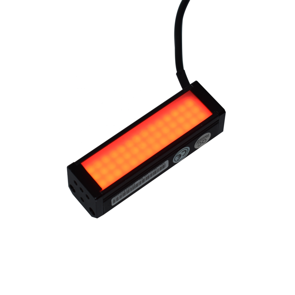 Bar code identification lights high uniformity bar machine vision led light for industry