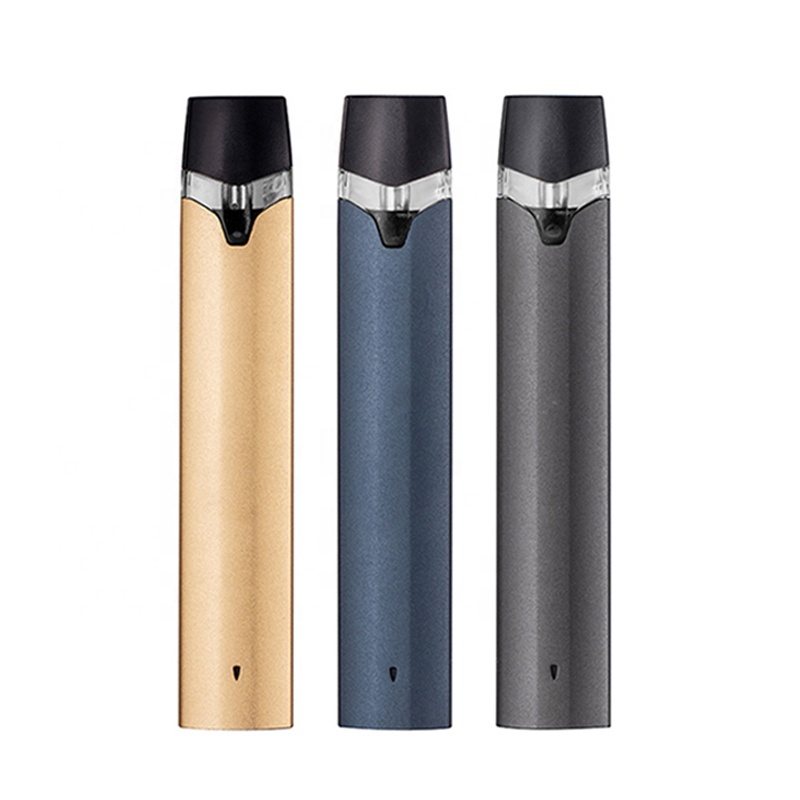 Colored vape ceramic coli pen ecig vaper smoke empty pod mod smoke kit