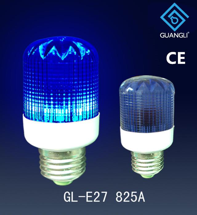OEM 825 110V 240V 1w E27 B22 led light bulb for candle light and night light wall lamp