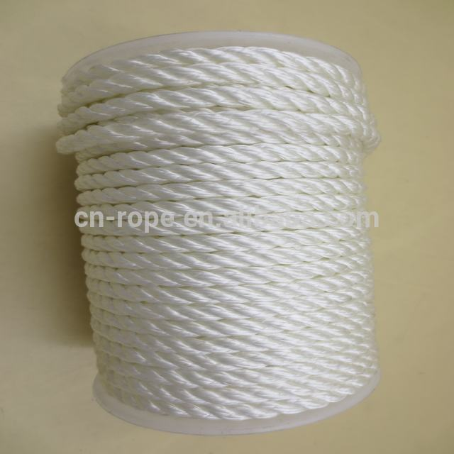3-strand Twisted PP Rope for Hammocks