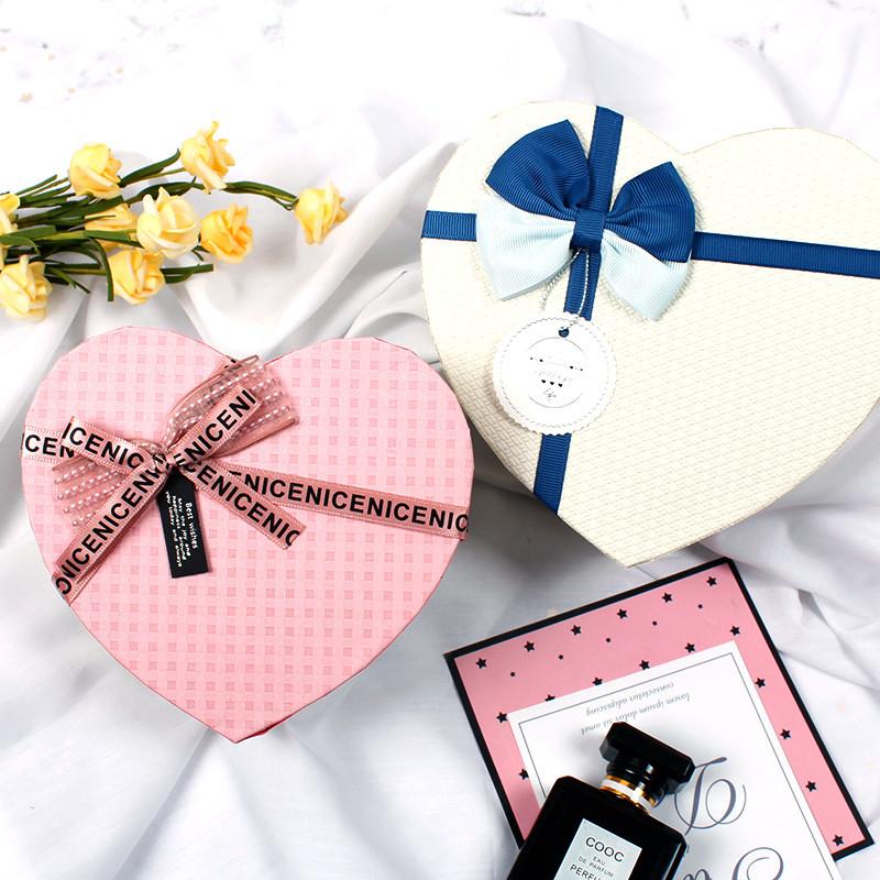Customheart design gift flower paper design transfer paper box
