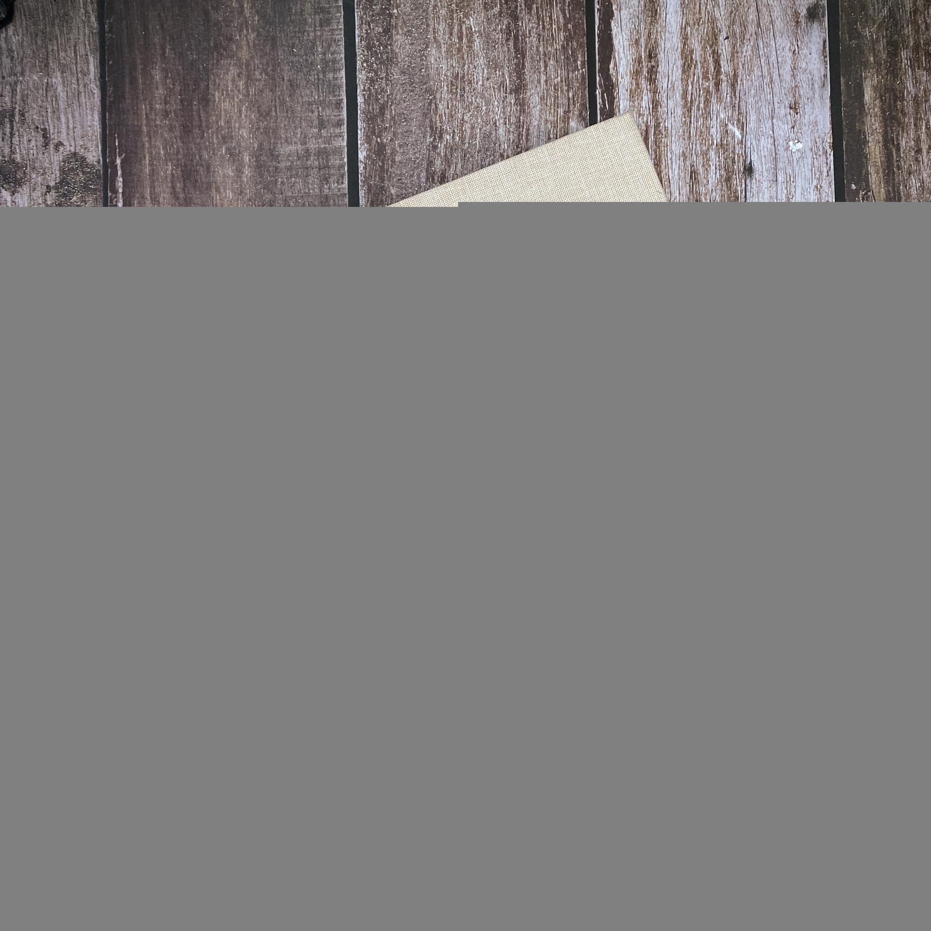 product-Dezheng-Photo Album Fabric Cover Linen DIY Photo Album Self Adhesive Cotton Photo Album-img-1