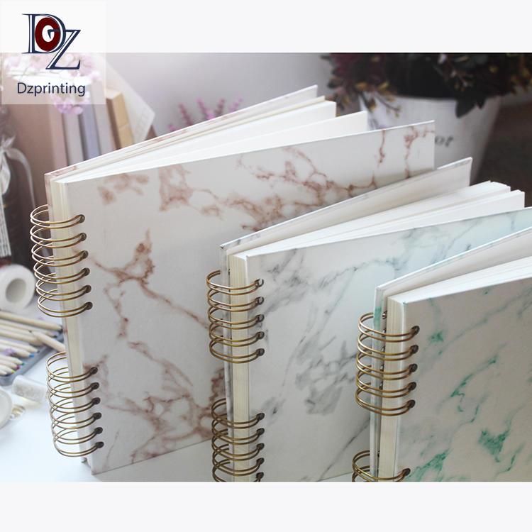 product-Photo Album Fabric Cover Linen DIY Photo Album Self Adhesive Cotton Photo Album-Dezheng-img-3