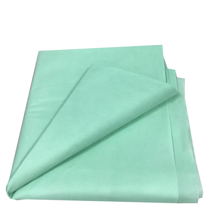 2018 Hot Sell Fast Delivery Biodegradable Polypropylene Non Woven Fabric SS/SMS/SMMS/SSMMS Nonwoven Cloth Fabric for Medical Use