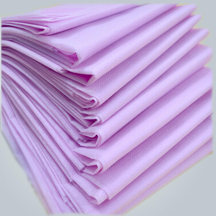China Factory SMSNon Woven Fabric, Wholesale Medical SMS SMMS Bed Sheet TelaNo Tejida in Roll