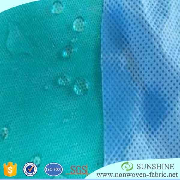 SGS approved senior quality Medical Grade Used 100% PP Spunbond Non woven Fabric