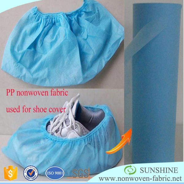 Blue Shoe Cover/Disposable Shoe Cover/Non Woven Shoe Cover