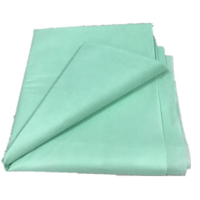 2019 new S/SS/SMS Medical blue polypropylene spunbondedrayon unwoven cloth