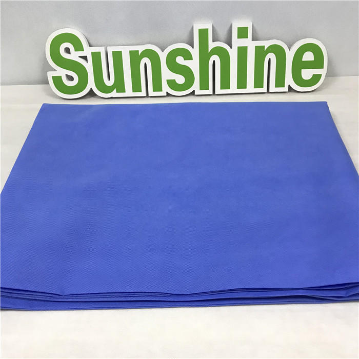 Fast Delivery Biodegradable Polypropylene Non Woven Fabric SS/SMS/SMMS/SSMMS Nonwoven Cloth Fabric for Medical Use
