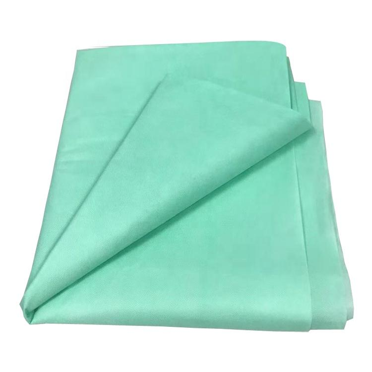 Best Quality SS/SMS/SSS/SMMS Hydrophobic PP Spunbond Nonwoven Fabric For Medical/Baby Adult Diapers