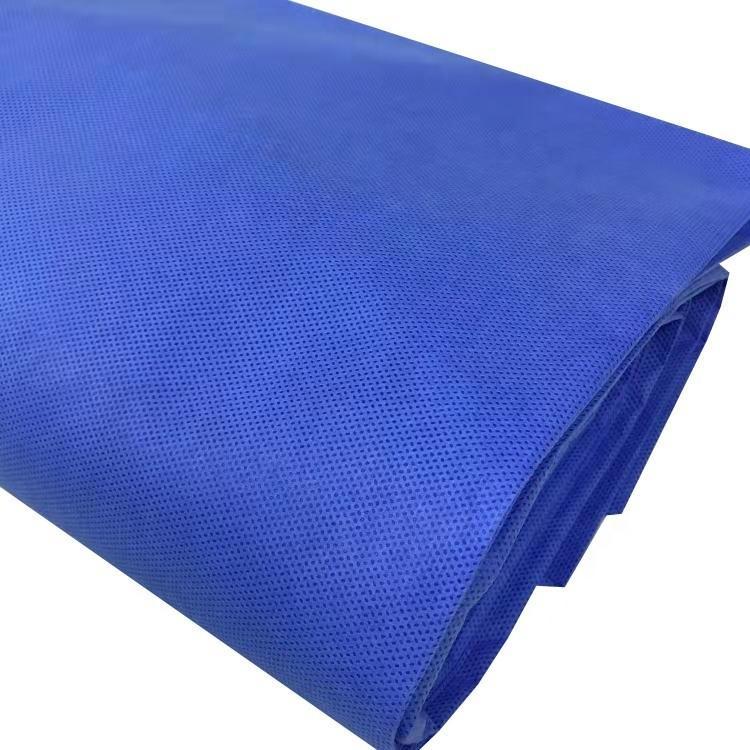 Eco hospital gown SMS/SMMS polypropylene spunbond non woven /non woven/surgical nonwoven fabric