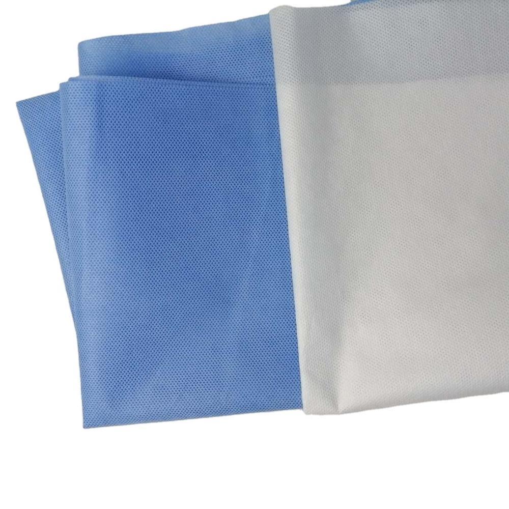 SMS polypropylene spunbond nonwoven fabric