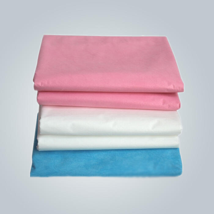 high quality disposable bed sheet roll spunbond 100% pp non woven disposal bed sheets
