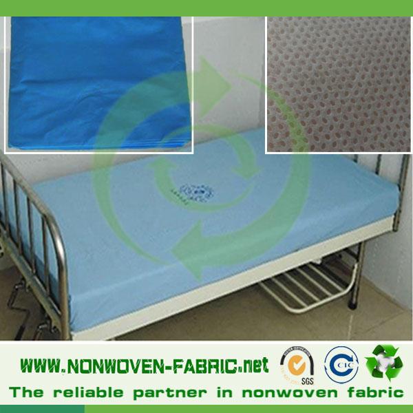 Nonwoven fabric supplier spunbond meltblown sms non woven