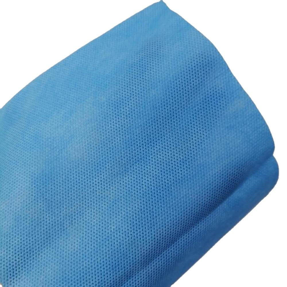 Manufacturer wholesale 100% PP SMS/ SMMS non woven fabric roll
