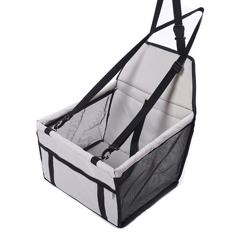 ravel Dog Car Seat Cover Folding Hammock Pet Carriers Bag Carrying For Cats Dogs transportation perro autostoel hond