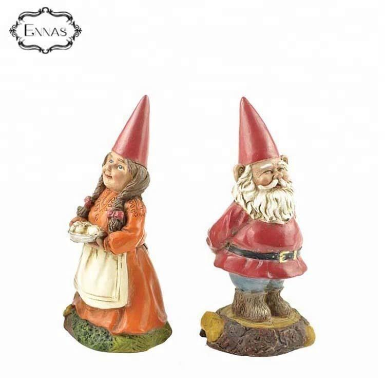 2020 Newest Design Reliable and Cheap Resin Party Decoration Christmas Statue Gifts