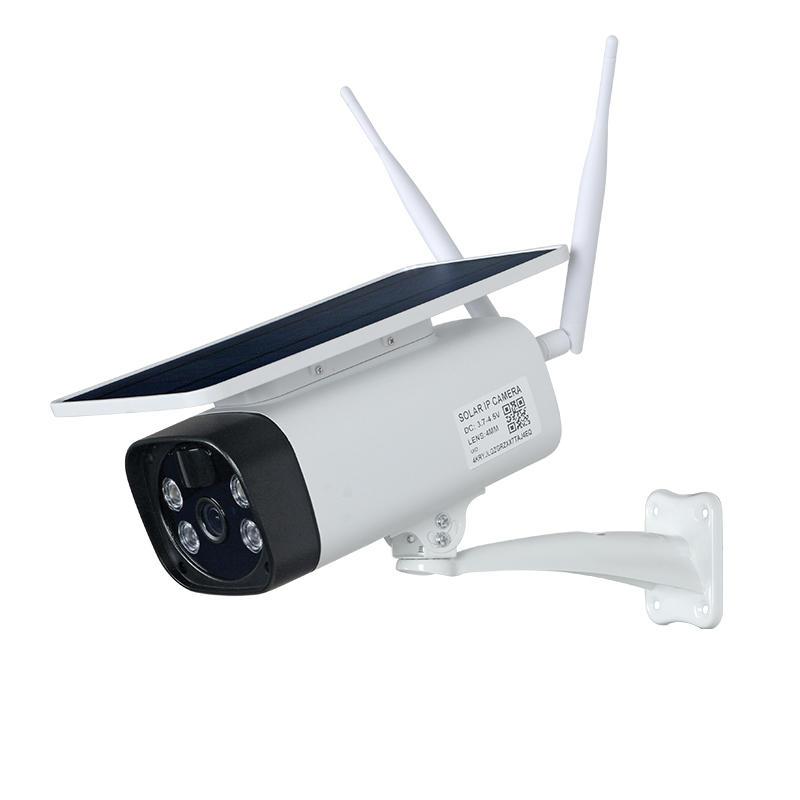 ALLTOP 2020 Waterproof IP65 Solar Powered Battery Security Camera Wireless PIR GSM LTE 4G Solar Camera