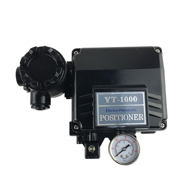 YT Series Valve Positioner YT-1000L Series Linear Type Electro-Pneumatic Positioner