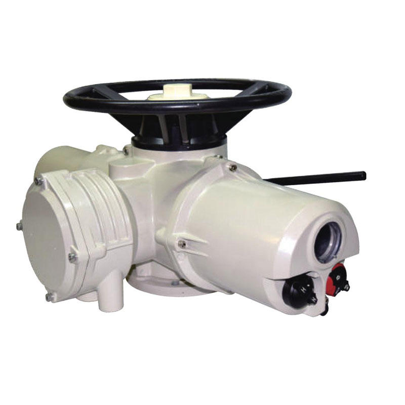 PT PTJ series smart Butterfly Valve stainless steel water ball Electric actuator