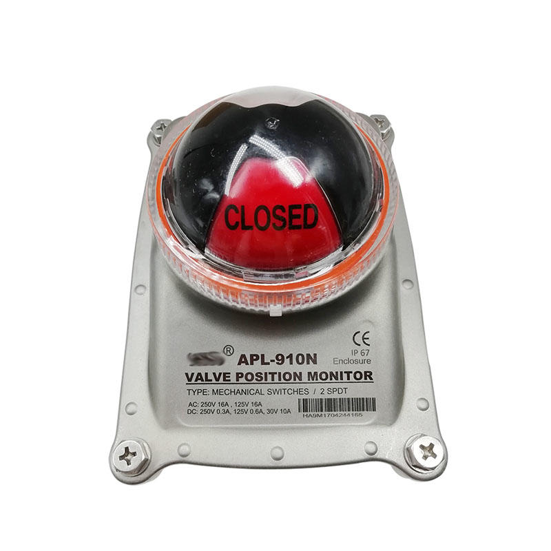 APL Series Stainless Steel APL-910N Position Signal Feedback Device Limited Switch